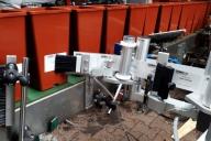 """Grupa Kapias - etykietowanie roślin (etykieciarka ALstep S + Moduł drukujący Avery Dennison DPM 4"""" RH version)"""