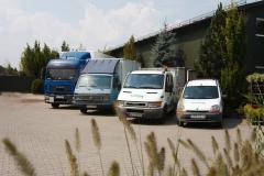 Grupa Kapias flota samochodowa