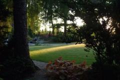 Grupa Kapias ogrody latem