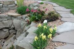Grupa Kapias ogrody wiosną
