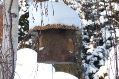 Grupa Kapias ogrody zimą