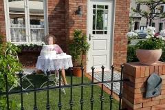 Grupa Kapias Ogrody Daisy 2016, ogród angielski