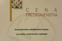 Grupa Kapias Flora Ołomuniec 2007