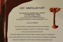 Grupa Kapias Zloty Laur 2012