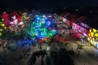 Grupa Kapias - Ogrody Daisy, Pszczyna  2019